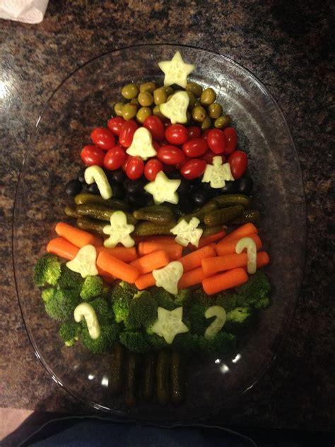 christmas tree relish tray christmas pinterest