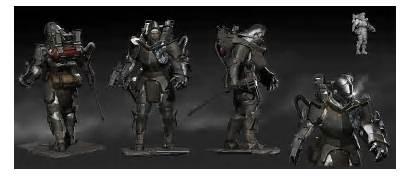 Knight Order Deviantart Helios Sttheo Ww1 Armor
