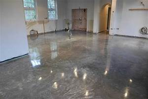 Polished concrete floors uk for How to create polished concrete floor