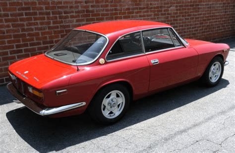 Alfa Romeo 1750 Gtv For Sale by Owned 1971 Alfa Romeo Gtv 1750 Classic