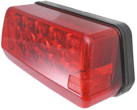 Wesbar Lights by 7 Function Led Wrap Around Light Rh Wesbar Trailer