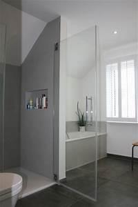 Badezimmer Grundriss Modern : fugenlose dusche und mehr modern badezimmer k ln von malerbetrieb trynoga ~ Eleganceandgraceweddings.com Haus und Dekorationen