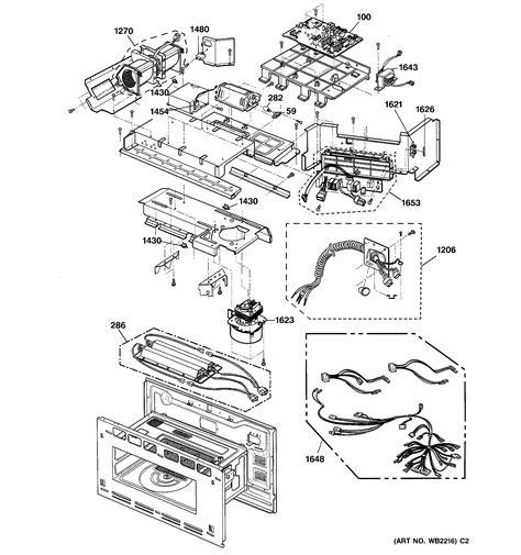 ge advantium parts diagram wiring diagram list