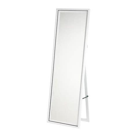 floor mirror safety standing mirror harran white white ikea mirror and safety