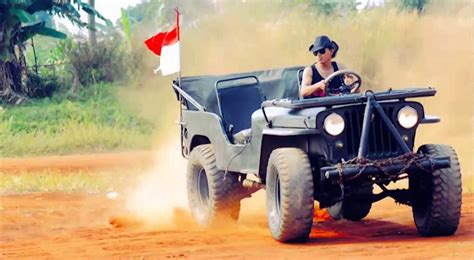 jeep willys indonesia youtube