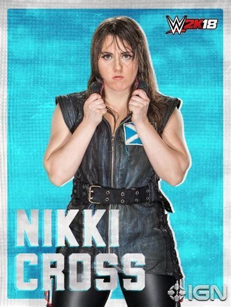 nikki cross joins  wwe  universe  latest wwe