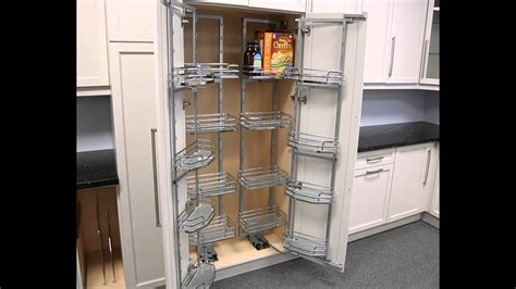 swing out pantry verona kitchen accessories by marathon youtube