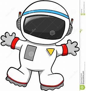 Astronaut Vector stock vector. Image of transportation ...