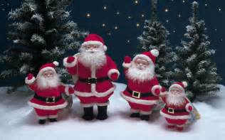 christmas decorations snow tree santa claus wallpaper 1920x1200 79368 wallpaperup