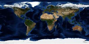The Continents Rose Above Earth U0026 39 S Oceans Way Earlier Than