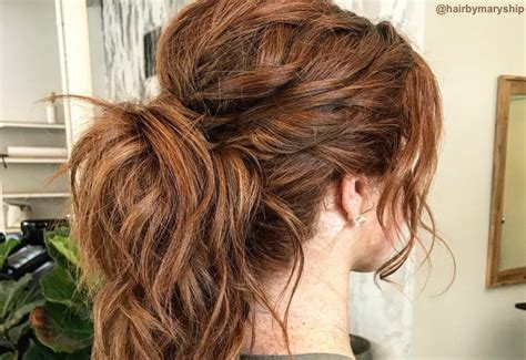 55 Perfect Hairstyles For Thick Hair (popular For 2019
