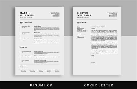 Chronological Resume Minimalist Design by 15 Minimalist Resume Templates To Use Free