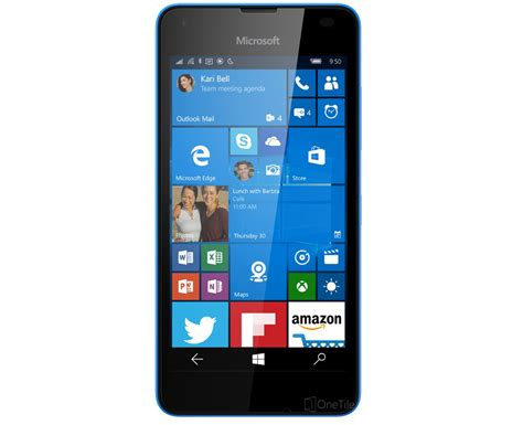 lumia with front purported microsoft lumia 550 render with front facing