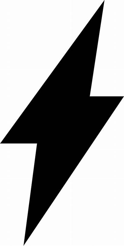 Lightning Bolt Symbol Flash Icon Svg Onlinewebfonts