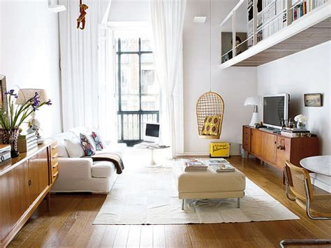 Scandinavian Duplex Interior Design In Madrid
