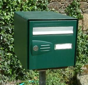 Boite Au Lettre Originale : la boite aux lettres point strat gique ~ Teatrodelosmanantiales.com Idées de Décoration