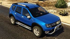 Dacia Duster 2014 Blue