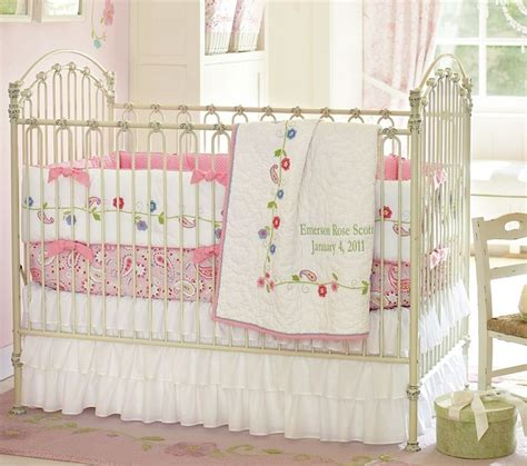 bratt decor venetian iron crib traditional cribs by
