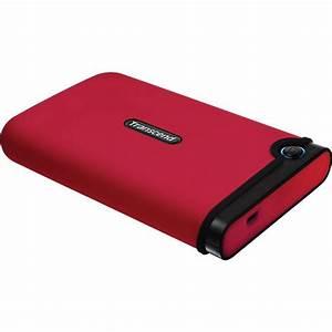 Transcend 500GB StoreJet 25M Portable Hard Drive TS500GSJ25M-R