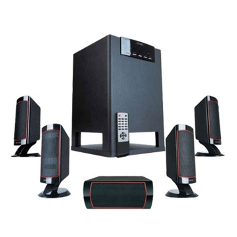 microlab 5 1 home theater system 170 watt with