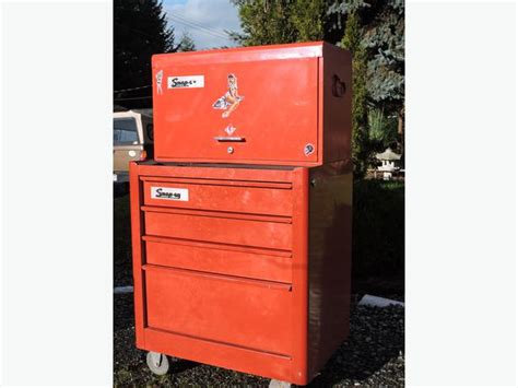 snap on tool cabinet snap on tool box and rolling cabinet lake cowichan cowichan