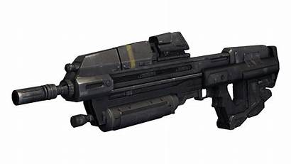 Rifle Assault Halo Ma37 Master Reach Weapons