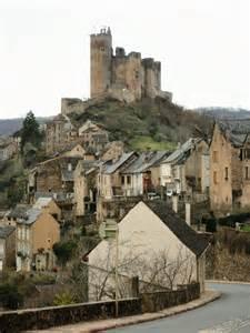 Najac France Aveyron