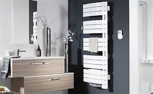 Radiateur Seche Serviette Avec Soufflerie : radiateurs s che serviettes lectrique atlantic ~ Premium-room.com Idées de Décoration