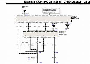 Need Wiring Diagram From Fuel Injector Banks To Battery