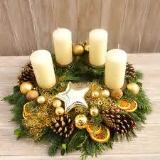 Weihnachten 2017 Trendfarbe : weihnachts adventskranz aus tanne g nstig kaufen ebay ~ Markanthonyermac.com Haus und Dekorationen
