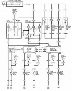 2001 Acura Rl Wiring Diagrams
