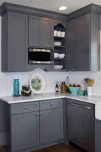 kitchen fun with storm gray transitional kitchen With kitchen colors with white cabinets with small hanging candle holders