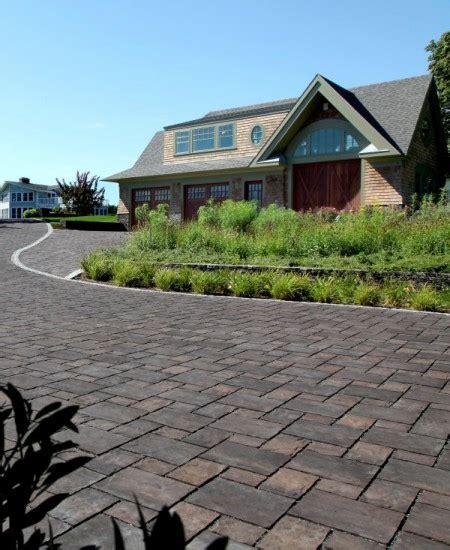 Unilock Driveway - unilock permeable driveway with thornbury paver photos