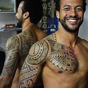 Maorie Tattoo Oberarm : 55 best maori tattoo designs meanings strong tribal pattern 2019 ~ Frokenaadalensverden.com Haus und Dekorationen
