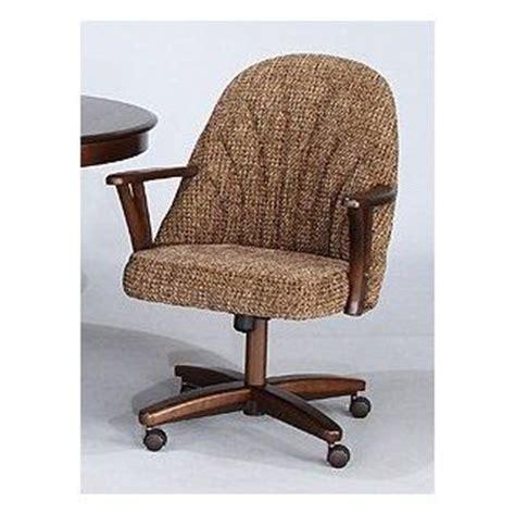 chromcraft swivel tilt caster kitchen chairs 6 on popscreen