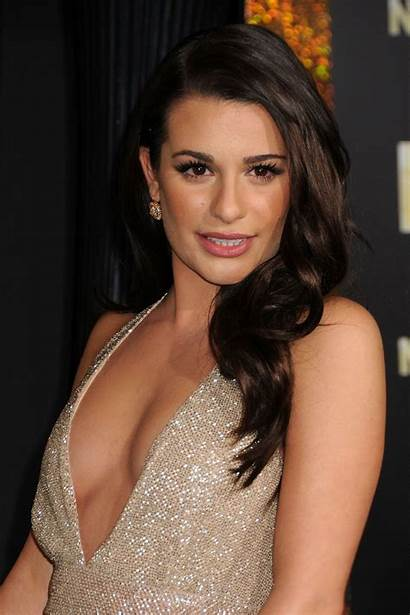 Lea Michele Eve Premiere Amgeles Hawtcelebs Los