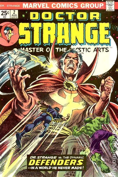 Doctor Strange comic books issue 2