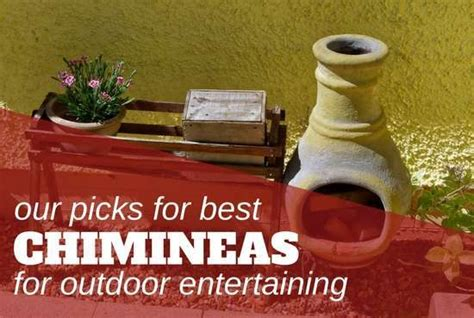 Best Chiminea Reviews - best chiminea options reviewed 2018 heat and hearth