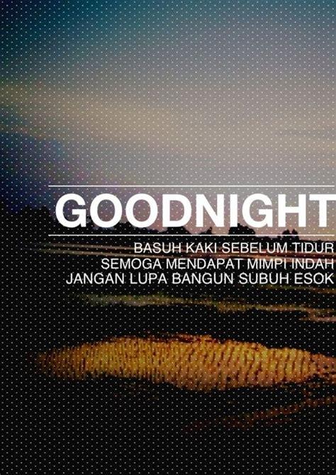 ucapan selamat malam  selamat tidur  bahasa inggris kata kata sms
