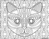 Coloring Cat Transparent Face Paste Printable Eat Don Colorings Cats Sheets Version Getcolorings Getdrawings sketch template