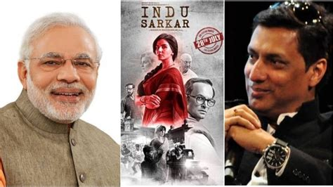 Is Indu Sarkar Madhur Bhandarkar's Ticket To The Bjp?