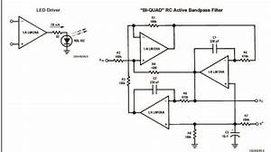low power electronic circuit diagram and layout With lm324 quad op amp
