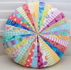 Round Cushion Stack Pdf Pattern