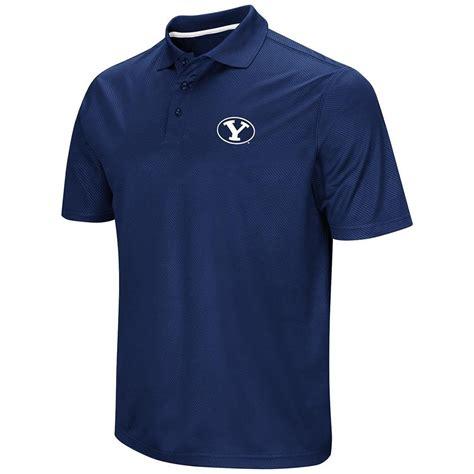 Colosseum Athletics - Mens NCAA BYU Cougars Polo Shirt ...