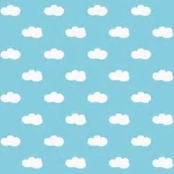 Free Printable Cloud Scrapbook Paper