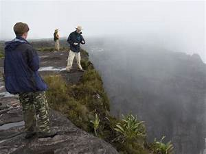 Mount Roraima is a fascinating lost world