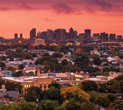 Best Places To Live In Boston 2017  Boston Magazine