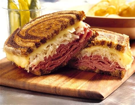 reuben bread recipe dishmaps
