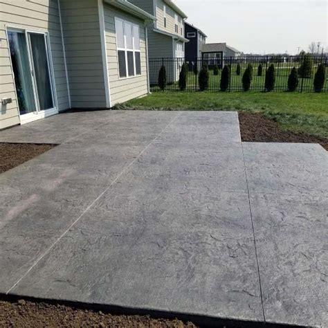 Concrete Patio Ideas by Top 50 Best Sted Concrete Patio Ideas Outdoor Space