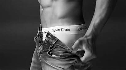 Klein Calvin Underwear Abs Animated Male Undress